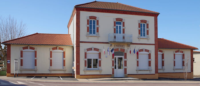Mairie de Pradines